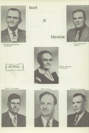 Page 9, 1956 Edition, Mulberry High School - Tiger Yearbook (Mulberry, KS) online yearbook collection