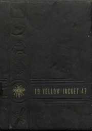 Mulberry High School - Yellowjacket Yearbook (Mulberry, AR) online yearbook collection, 1947 Edition, Cover