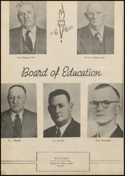 Page 10, 1947 Edition, Mulberry High School - Yellowjacket Yearbook (Mulberry, AR) online yearbook collection