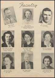 Page 12, 1947 Edition, Mulberry High School - Yellowjacket Yearbook (Mulberry, AR) online yearbook collection