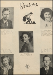 Page 16, 1947 Edition, Mulberry High School - Yellowjacket Yearbook (Mulberry, AR) online yearbook collection