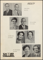 Page 10, 1959 Edition, Muldrow High School - Bulldog Yearbook (Muldrow, OK) online yearbook collection