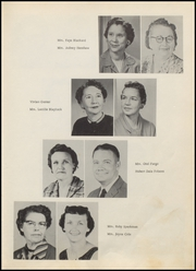Page 11, 1959 Edition, Muldrow High School - Bulldog Yearbook (Muldrow, OK) online yearbook collection