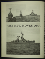 Mullinnix (DD 944) - Naval Cruise Book online yearbook collection, 1976 Edition, Page 12