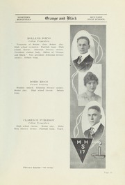 Page 11, 1917 Edition, Mulvane High School - Wildcat Yearbook (Mulvane, KS) online yearbook collection