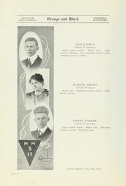 Page 12, 1917 Edition, Mulvane High School - Wildcat Yearbook (Mulvane, KS) online yearbook collection