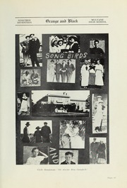 Page 17, 1917 Edition, Mulvane High School - Wildcat Yearbook (Mulvane, KS) online yearbook collection