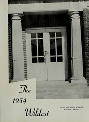 Page 13, 1954 Edition, Mulvane High School - Wildcat Yearbook (Mulvane, KS) online yearbook collection