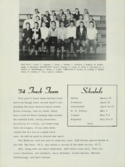 Page 6, 1954 Edition, Mulvane High School - Wildcat Yearbook (Mulvane, KS) online yearbook collection