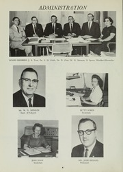 Page 8, 1962 Edition, Mulvane High School - Wildcat Yearbook (Mulvane, KS) online yearbook collection