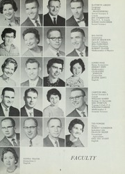 Page 9, 1962 Edition, Mulvane High School - Wildcat Yearbook (Mulvane, KS) online yearbook collection