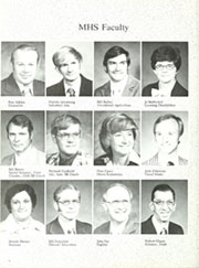 Page 10, 1978 Edition, Mulvane High School - Wildcat Yearbook (Mulvane, KS) online yearbook collection