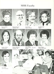 Page 12, 1978 Edition, Mulvane High School - Wildcat Yearbook (Mulvane, KS) online yearbook collection