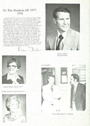 Page 8, 1978 Edition, Mulvane High School - Wildcat Yearbook (Mulvane, KS) online yearbook collection