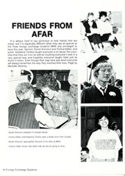 Page 12, 1988 Edition, Mulvane High School - Wildcat Yearbook (Mulvane, KS) online yearbook collection