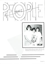 Page 13, 1988 Edition, Mulvane High School - Wildcat Yearbook (Mulvane, KS) online yearbook collection