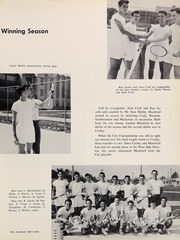 Mumford High School - Capri Yearbook (Detroit, MI) online yearbook collection, 1956 Edition, Page 143