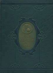 Muncie Central High School - Magician Yearbook (Muncie, IN) online yearbook collection, 1930 Edition, Cover