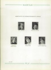 Page 12, 1930 Edition, Muncie Central High School - Magician Yearbook (Muncie, IN) online yearbook collection