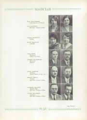 Page 17, 1930 Edition, Muncie Central High School - Magician Yearbook (Muncie, IN) online yearbook collection