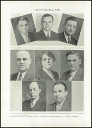 Page 12, 1939 Edition, Muncie Central High School - Magician Yearbook (Muncie, IN) online yearbook collection