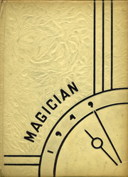 Muncie Central High School - Magician Yearbook (Muncie, IN) online yearbook collection, 1949 Edition, Cover