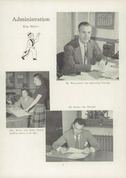 Page 11, 1952 Edition, Muncy High School - Canusarago Yearbook (Muncy, PA) online yearbook collection