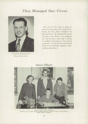 Page 16, 1952 Edition, Muncy High School - Canusarago Yearbook (Muncy, PA) online yearbook collection