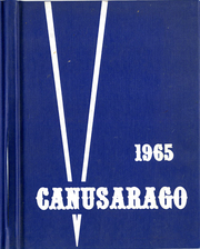 Muncy High School - Canusarago Yearbook (Muncy, PA) online yearbook collection, 1965 Edition, Cover