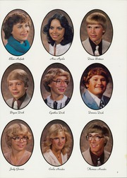Page 9, 1981 Edition, Munich High School - Yearbook (Munich, ND) online yearbook collection