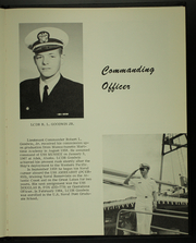 Page 9, 1968 Edition, Munsee (ATF 1077) - Naval Cruise Book online yearbook collection