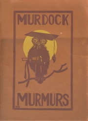 Murdock High School - Tower Yearbook (Winchendon, MA) online yearbook collection, 1935 Edition, Cover