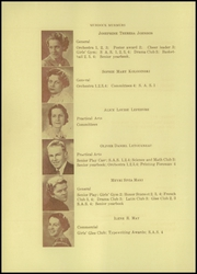 Page 14, 1935 Edition, Murdock High School - Tower Yearbook (Winchendon, MA) online yearbook collection
