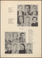 Page 13, 1955 Edition, Murfreesboro High School - Rattler Yearbook (Murfreesboro, AR) online yearbook collection