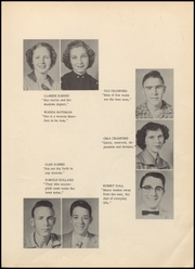 Page 17, 1955 Edition, Murfreesboro High School - Rattler Yearbook (Murfreesboro, AR) online yearbook collection
