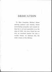 Page 10, 1935 Edition, Murphy High School - Mohian Yearbook (Mobile, AL) online yearbook collection