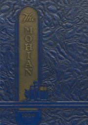 Murphy High School - Mohian Yearbook (Mobile, AL) online yearbook collection, 1938 Edition, Cover