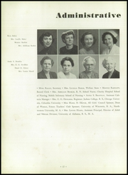 Page 16, 1954 Edition, Murphy High School - Mohian Yearbook (Mobile, AL) online yearbook collection