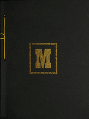 Murray High School - Crest Yearbook (Murray, UT) online yearbook collection, 1919 Edition, Cover