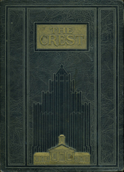 Murray High School - Crest Yearbook (Murray, UT) online yearbook collection, 1930 Edition, Cover