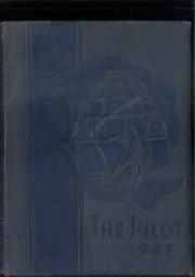 Murray High School - Pilot Yearbook (St Paul, MN) online yearbook collection, 1947 Edition, Cover