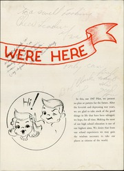 Page 7, 1947 Edition, Murray High School - Pilot Yearbook (St Paul, MN) online yearbook collection