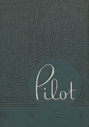 Murray High School - Pilot Yearbook (St Paul, MN) online yearbook collection, 1952 Edition, Cover