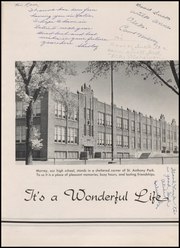 Page 7, 1952 Edition, Murray High School - Pilot Yearbook (St Paul, MN) online yearbook collection
