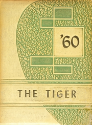 Murray High School - Tiger Yearbook (Murray, KY) online yearbook collection, 1960 Edition, Cover