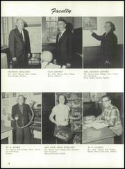 Page 16, 1960 Edition, Murray High School - Tiger Yearbook (Murray, KY) online yearbook collection