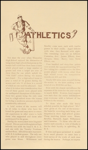 Page 17, 1909 Edition, Muscatine High School - Auroran Yearbook (Muscatine, IA) online yearbook collection