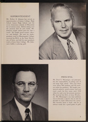 Page 11, 1954 Edition, Muscatine High School - Auroran Yearbook (Muscatine, IA) online yearbook collection