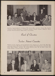 Page 12, 1954 Edition, Muscatine High School - Auroran Yearbook (Muscatine, IA) online yearbook collection