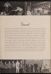 Page 7, 1954 Edition, Muscatine High School - Auroran Yearbook (Muscatine, IA) online yearbook collection